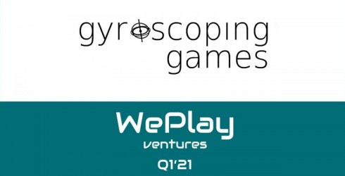 Gyroscoping Games, WePlay Ventures'tan tohum yatırım aldı